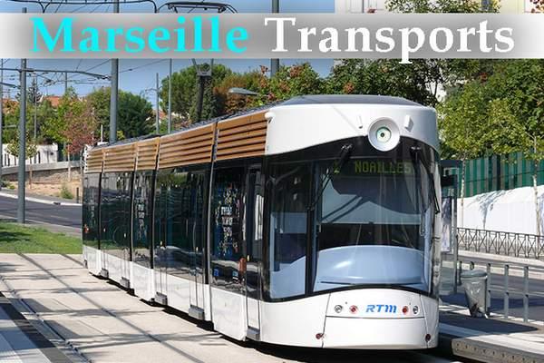 Les transports à Marseille