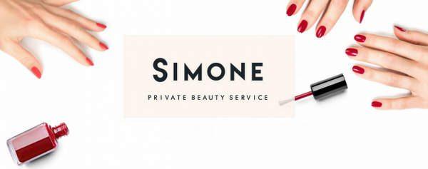 Application beauté Simone Paris